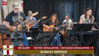 Sunday Service The Faithful Church His Glory