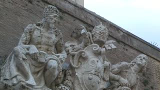 Detectan un caso de coronavirus en el Vaticano