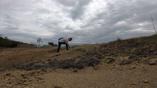 El paleontólogo santandereano que hace historia desde Zapatoca
