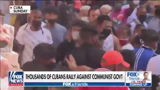 Cubans REVOLT Against Communist Dictatorship