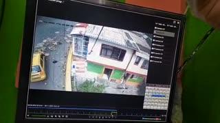 video accidente Ragonessi