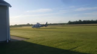 Life Flight Helicopter Video Number 2