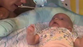 Infant Talks Back