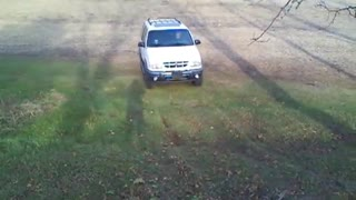 Testing Out The 4X4