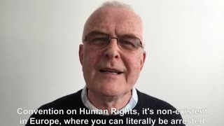 Pat Condell: Human Rights For Rapists