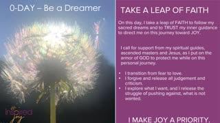 0 - Be a Dreamer