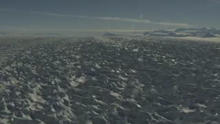 Frozen Planet: Capturing Antarctica From The Air