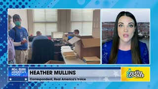 HEATHER MULLINS GIVES US THE LATEST ON GEORGIA ELECTION LAWSUIT