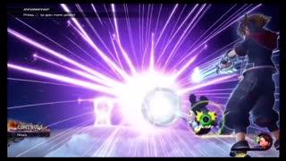 Kingdom Hearts 3 ReMind Ending
