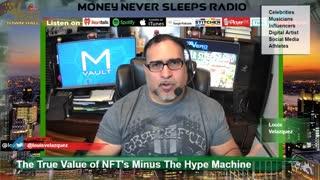 Money Never Sleeps Radio with Louis Velazquez, Mar 12, 2021