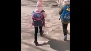 Our children go to school ...