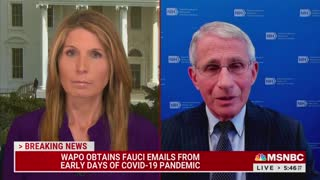 Nicolle Wallace interviews Dr. Anthony Fauci