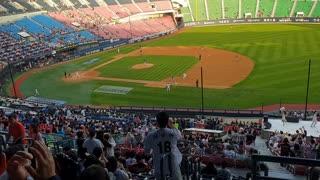 2018 Korea Baseball Stadium LG Twins Cheer 2