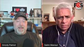 Salim & The Griz Talk Maxime Bernier Radical Decentralization Speech