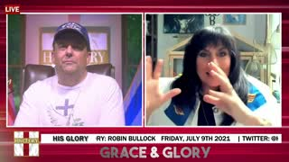 Grace & Glory with Special Guest Robin Bullock