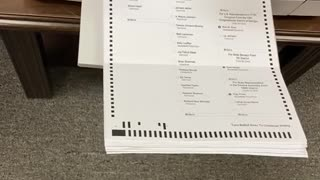 Dominion systems flaws Georgia election fraud video 1 of 2