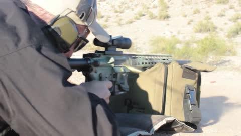 Sharps .458 SOCOM Rifle