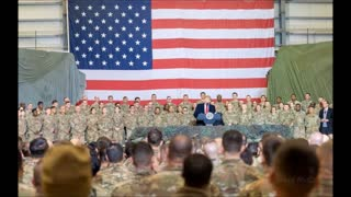 President Trump is our American Soldier President For America