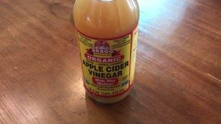 Apple Cider Vinegar battle