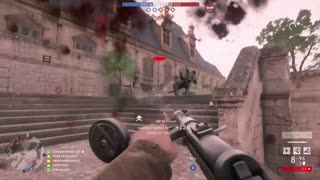 I had the pistol ready for just in case — Battlefield 1
