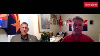 Arizona Today: Interview with Senator Sonny Borrelli