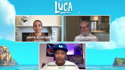Maya Rudolph, Jim Gaffigan & Romeo International