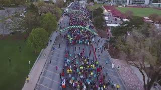 The Colorado Springs Marathon