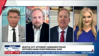 Ari on National Report discussing SPD