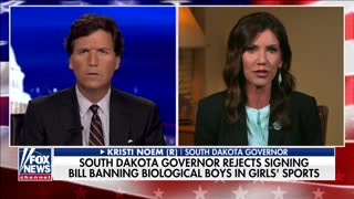 Kristi Noem Is Left SPEECHLESS After Tense Back and Forth with Tucker