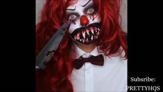 Sci fi, Horror, and Halloween makeup artist guide