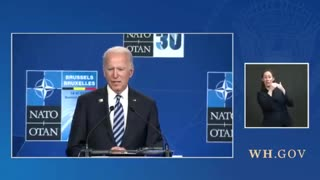 Biden: The Republican Party is Fractured.