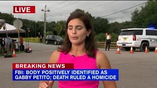 Gaby Petito was killed; coroner confirms.