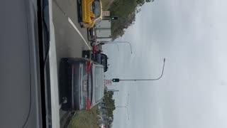 Test - Brisbane traffic