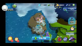 Playing Some Angry Birds Transformers