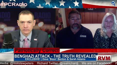 Benghazi Bombshell - Stew Talks With CIA Operator & Senior Advisor to Select Committee | EXCLUSIVE!