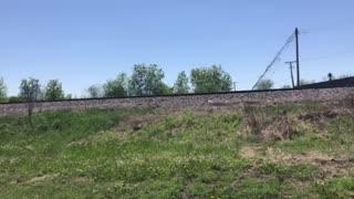 Freight train summer 2020