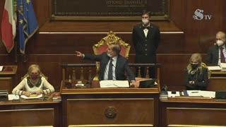 Paolo Arrigoni (Lega) Senato, 14/1/21