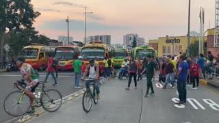Diagonal 15 con Rosita en Bucaramanga