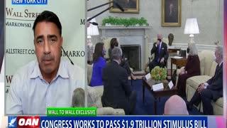 Wall to Wall: Chris Markowski on February Jobs Report, Stimulus