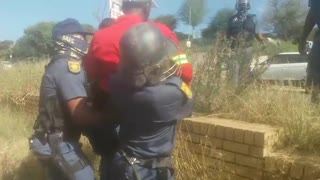 Student arrested at Wits protest