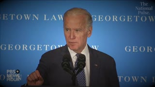 FLASHBACK: Biden Says Supreme Court Vacancy MUST Be Filled Before Election
