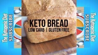 Keto Bread Recipe easy fast