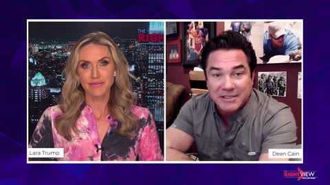 The Right View with Lara Trump and Dean Cain