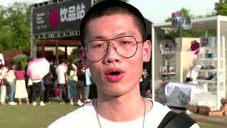 Music returns to 'almost virus-free' Wuhan, China