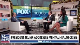 Mental Health Advocate Praises Trump For Addressing Homelessness