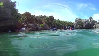 Xel-Ha Park Lagoon Mexico Carribean Part 20