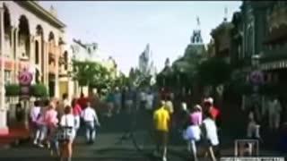 CIA helps to build Disney