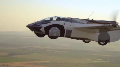 new flying car successful test flight