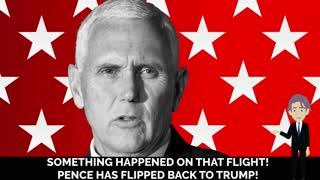 Something happened on that plane?