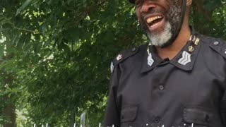 Black Nationalist Baffles White Interviewer